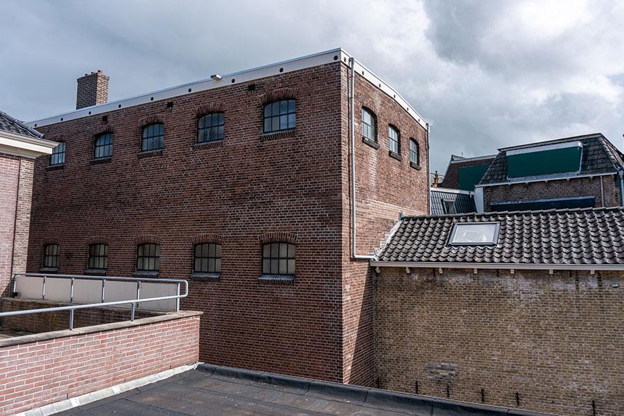 Verbouw Kruizebroederstraat Sneek